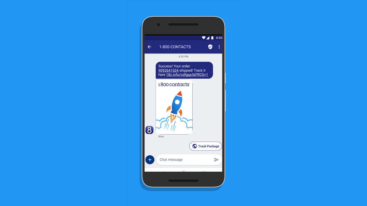 Google is rolling out RCS messaging without waiting for carriers – here's what that means