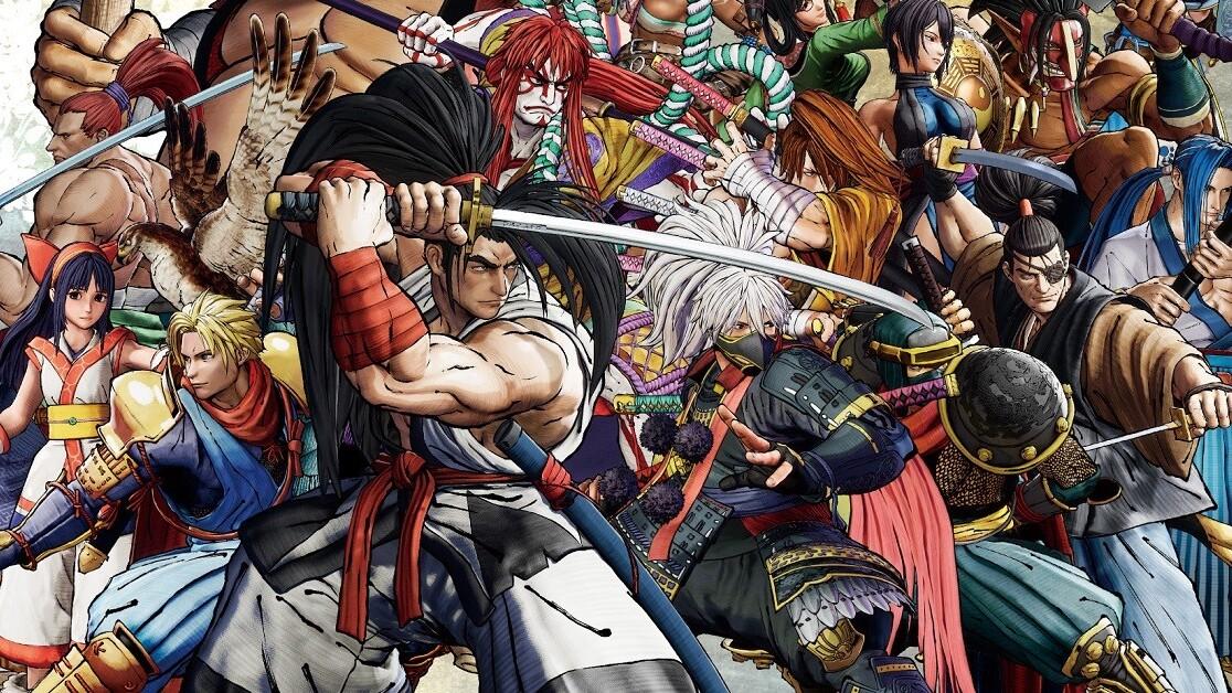 Samurai Shodown will kick your ass, then encourage you to improve