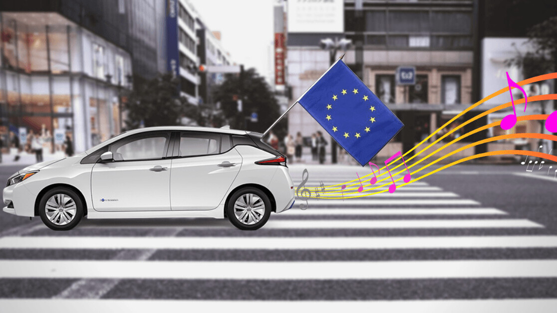 EU will force electric cars to emit a noise below 20 km/h on July 1