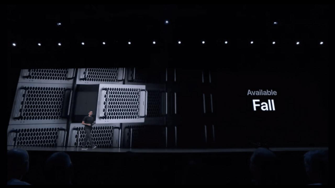 The Apple Xserve lives on (kinda) in the rack-mountable Mac Pro