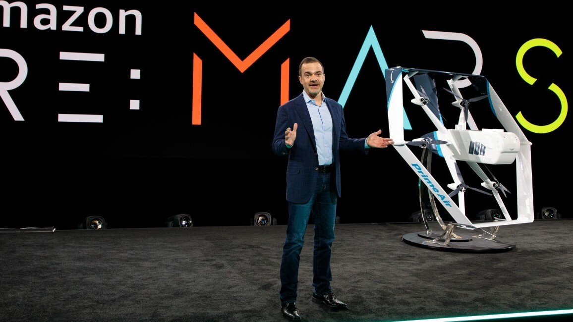 Amazon's new Prime Air drone could start making 30-minute deliveries 'within months'