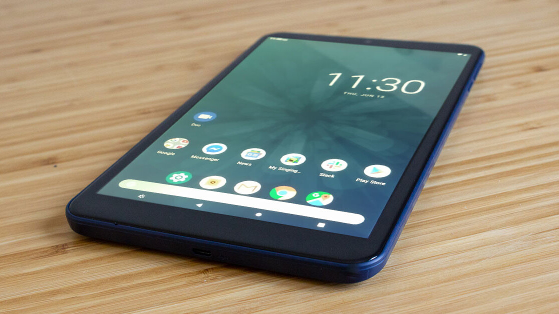 Review: Walmart's $64 tablet is a pleasant surprise in a non