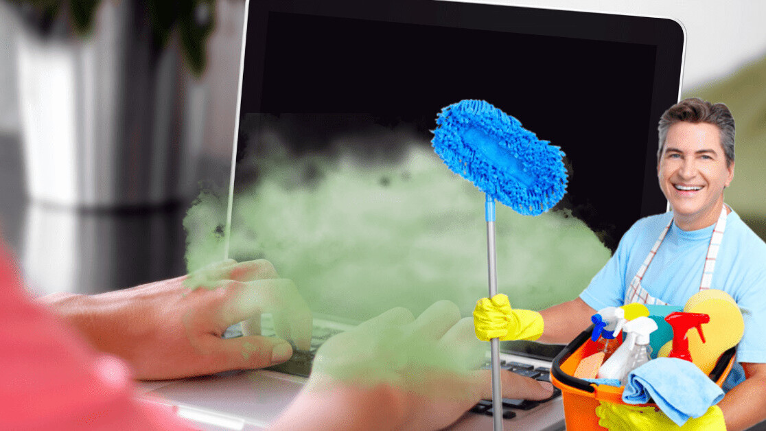 Ew, your laptop is disgusting — here's how to clean it