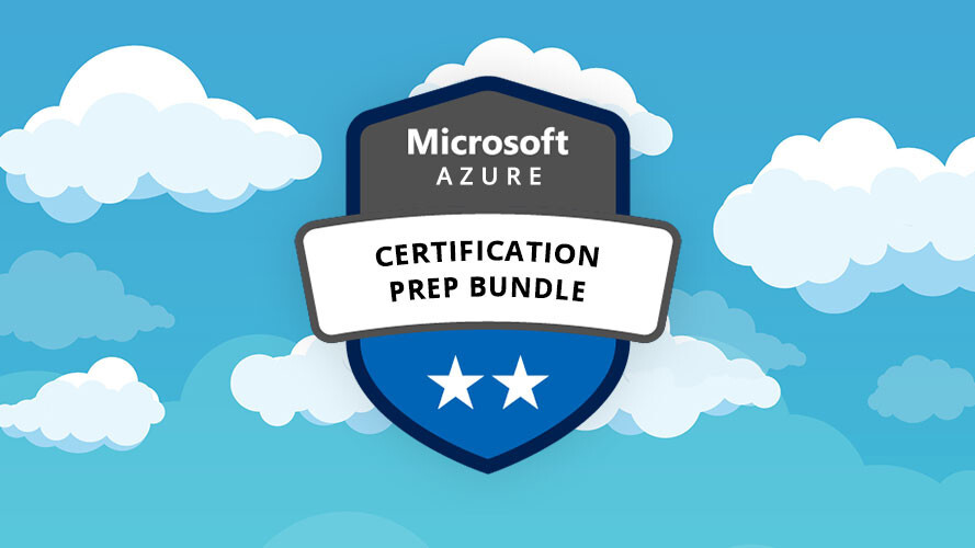 Microsoft Azure experts are averaging $130K a year; get their skills for $19