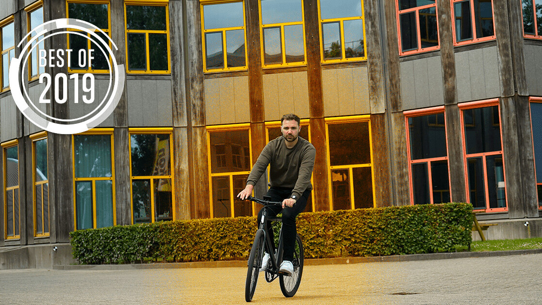 [Best of 2019] The Cowboy e-bike is so good I want to cycle with it off into the sunset