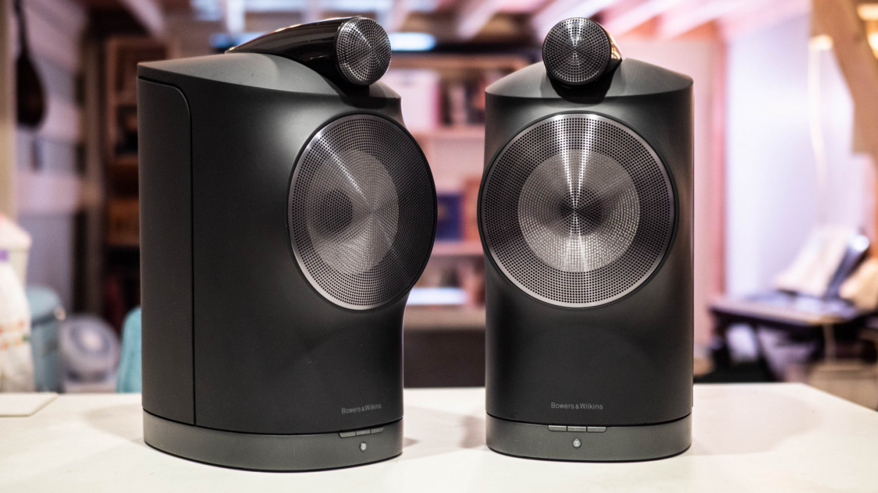 The Bowers & Wilkins Formation Duo might actually justify their $4,000 price