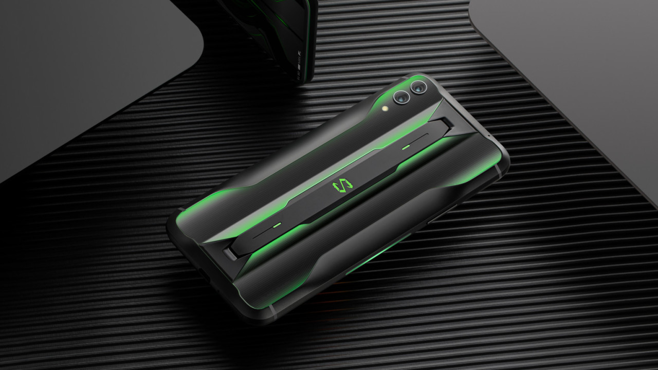 The Black Shark 2 Pro is an affordable, turbocharged gaming phone from Xiaomi (kinda)