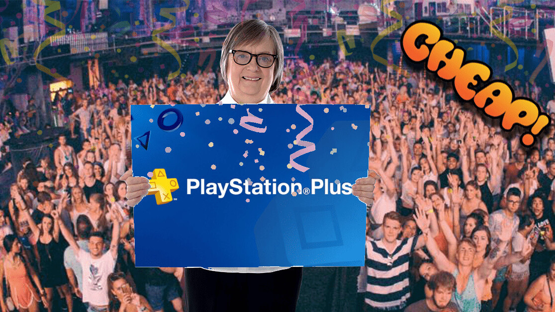CHEAP: Get $20 off this 12-month PlayStation Plus subscription