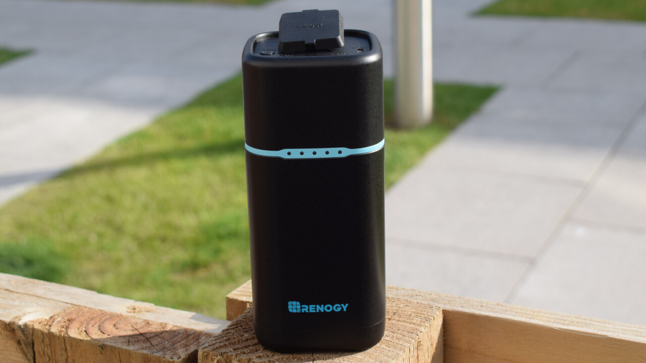Review: The Renogy Phoenix 100 is a portable power station you can take on a plane