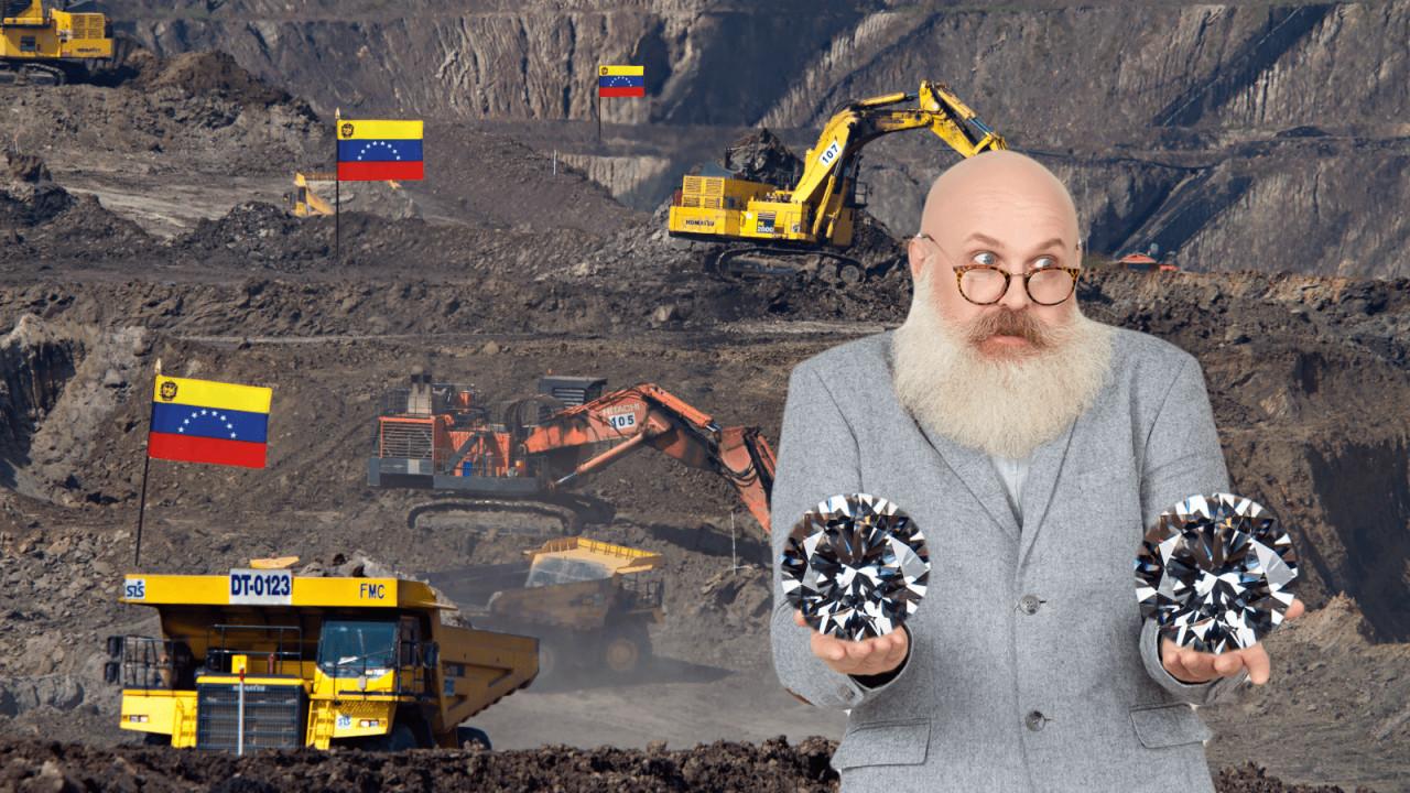 Venezuelans go after diamond-backed cryptocurrency Ponzi with $30M lawsuit