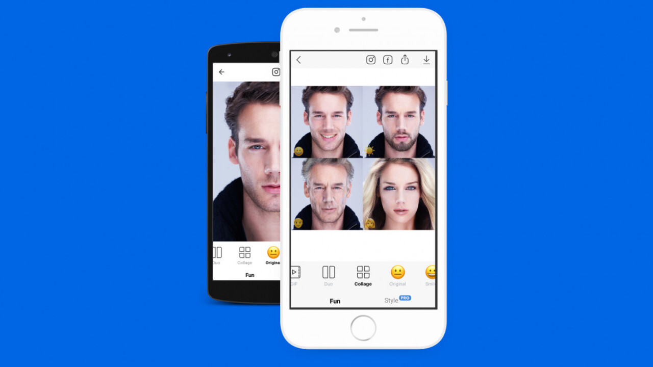"PSA: FaceApp can use your uploaded photos and your likeness for ""commercial purposes"" (Updated)"