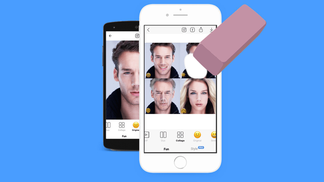 How to request FaceApp to remove your data from its servers