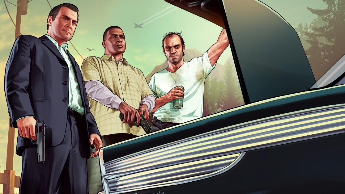 GTA V will reportedly be free to download on the Epic Store soon