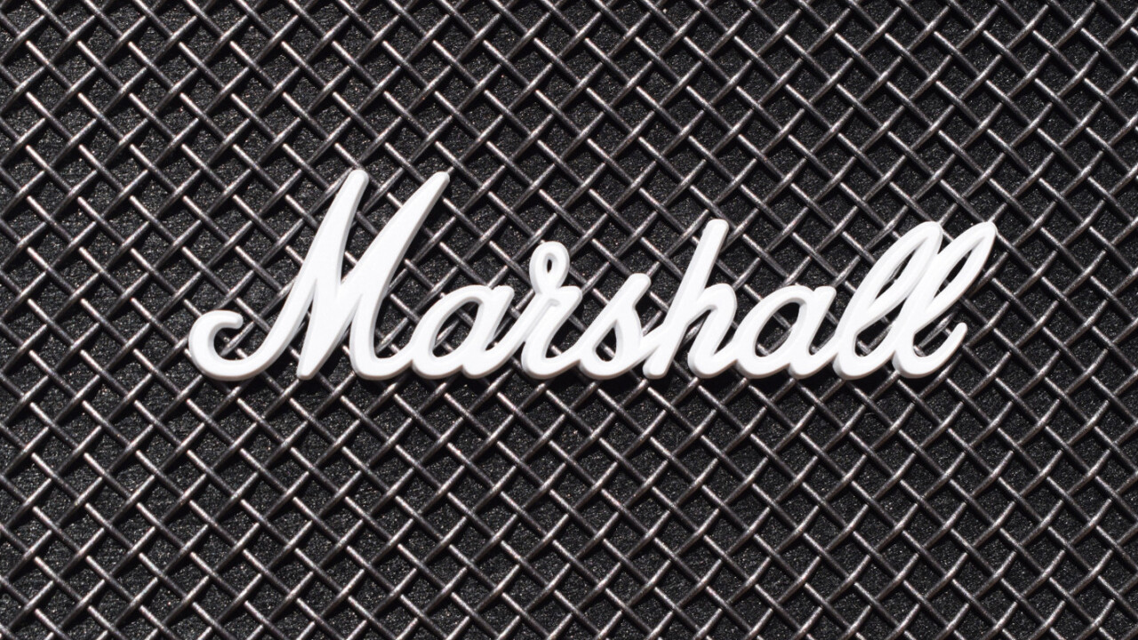 Review: The Marshall Stockwell II speaker is louder than a