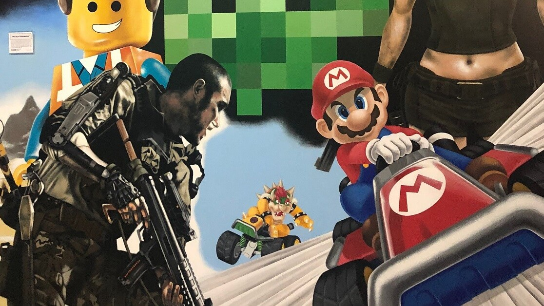 The best things I saw in the National Videogame Museum