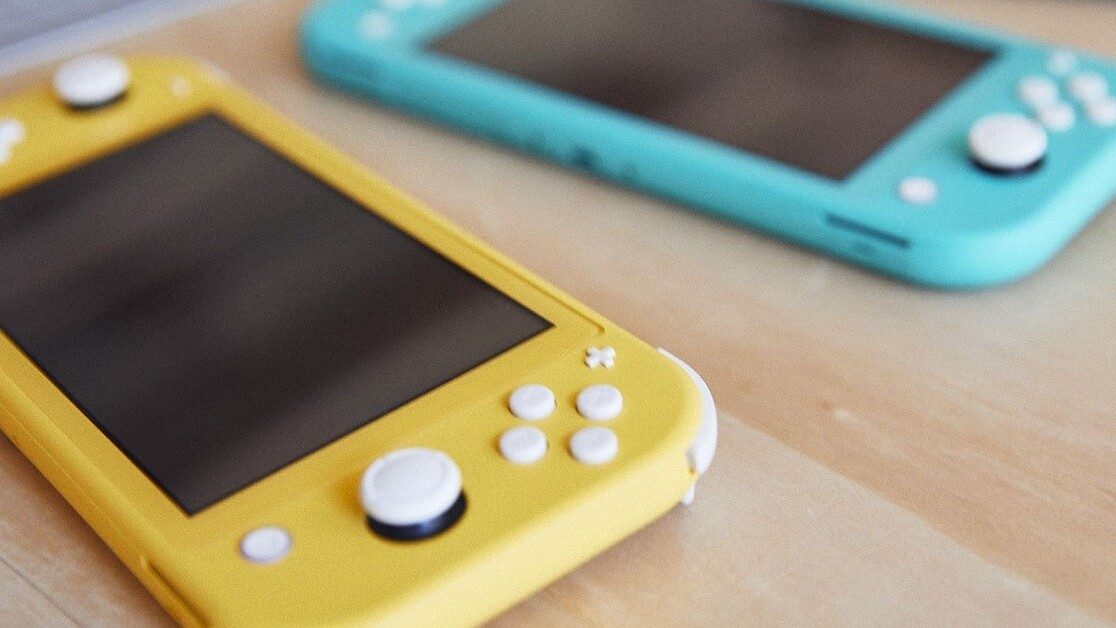 Nintendo Switch Lite pre-orders are now open