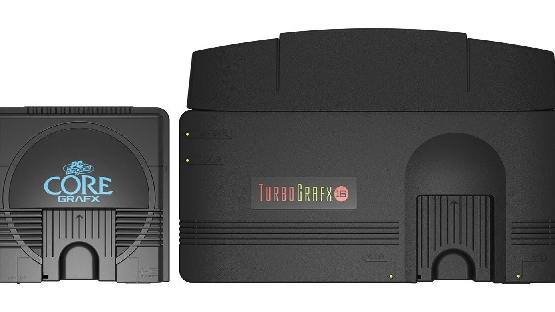 The TurboGrafx-16 Mini is now available for pre-order