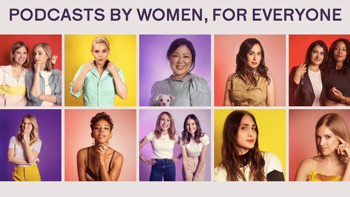 Female-founded podcast network Earios releases its first shows