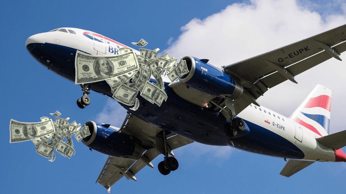 British Airways fined $229m over last year's data breach
