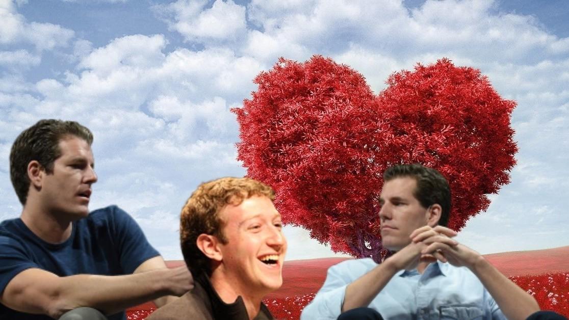 Близнецы Winkevoss рассматривают возможность присоединиться к «криптовалюте» Facebook, несмотря на разборки с Цукербергом
