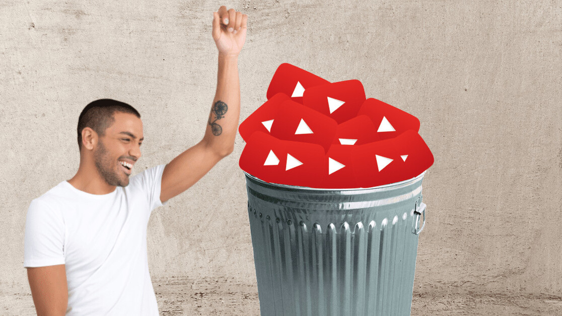 Here's how to delete or temporarily hide your YouTube account