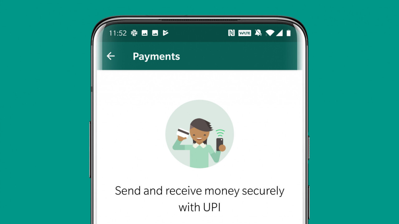 India doesn't want WhatsApp sharing your payment data with Facebook
