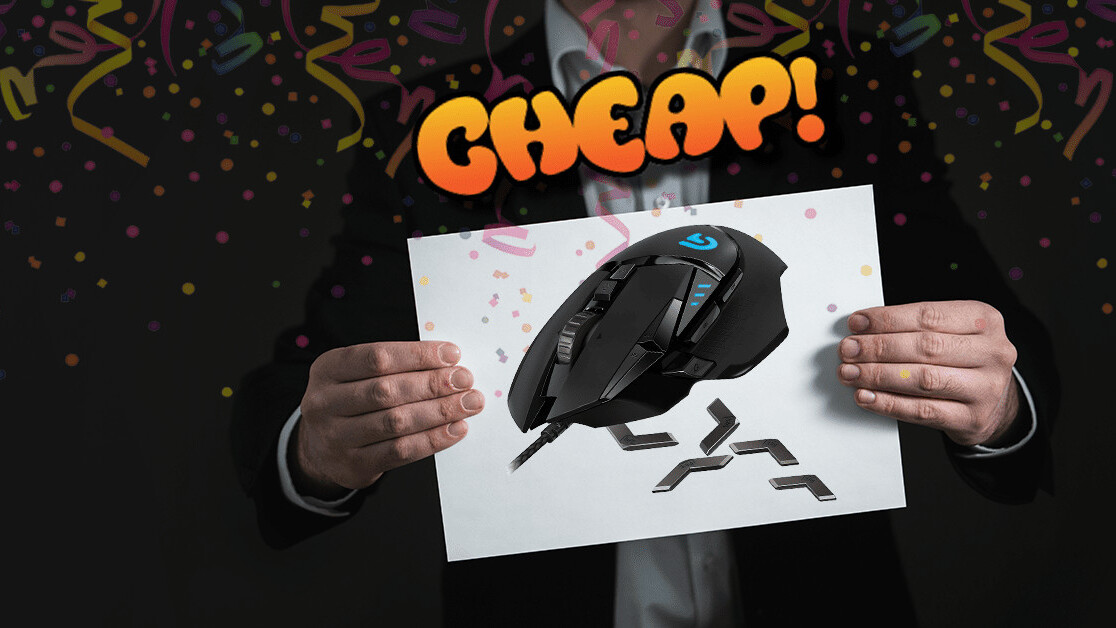 PRIME CHEAP: Snag Logitech's G502 Proteus gaming mouse at $35