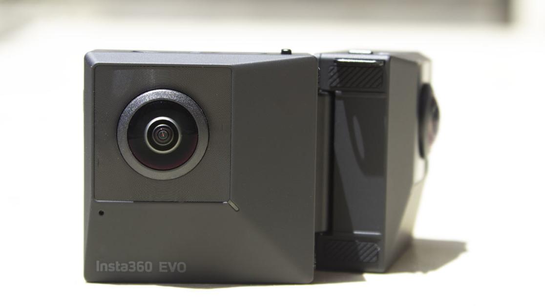 Обзор: Insta360 EVO входит в число лучших VR-камер