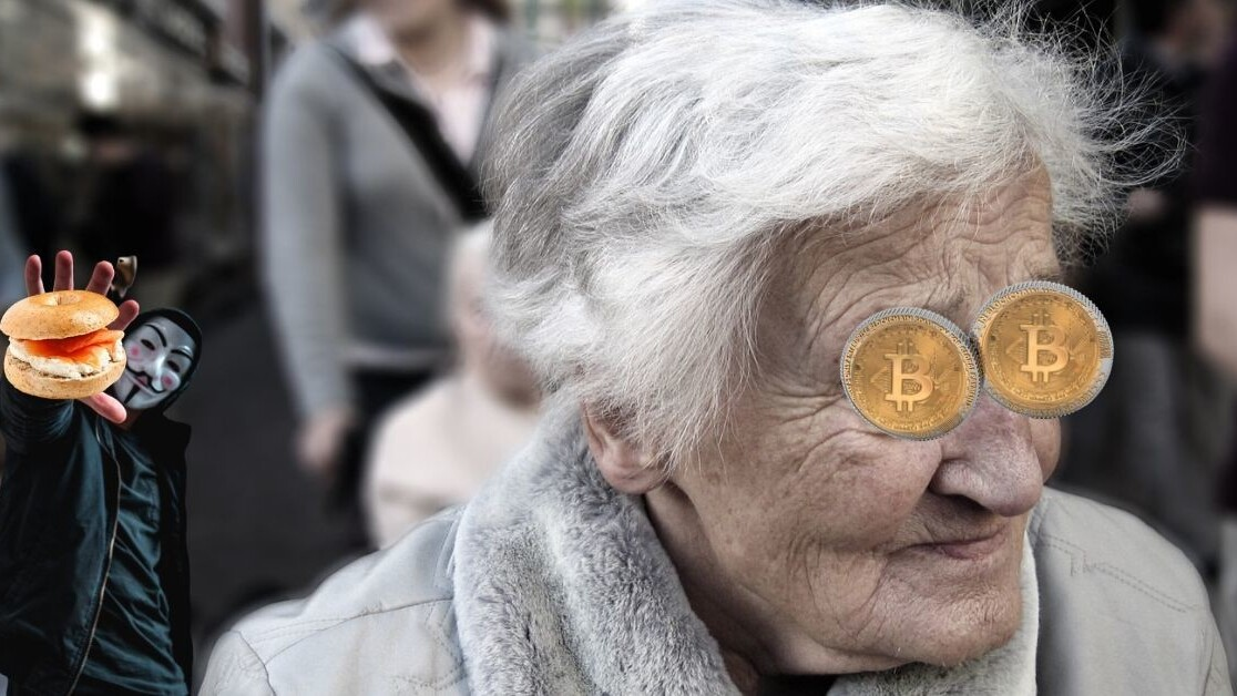 Bagel-loving 84-year-old lady foils sextortionists' $1,400 Bitcoin con