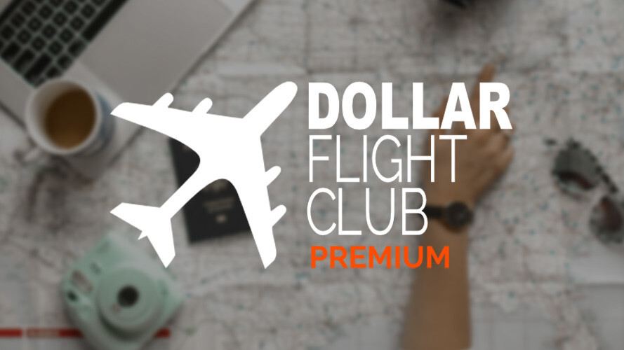 How Dollar Flight Club lets you save big on airline tickets