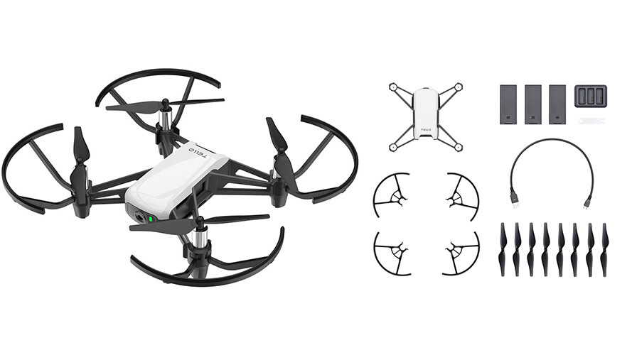 Look no further, this DJI-powered drone is a great starter drone for under $100