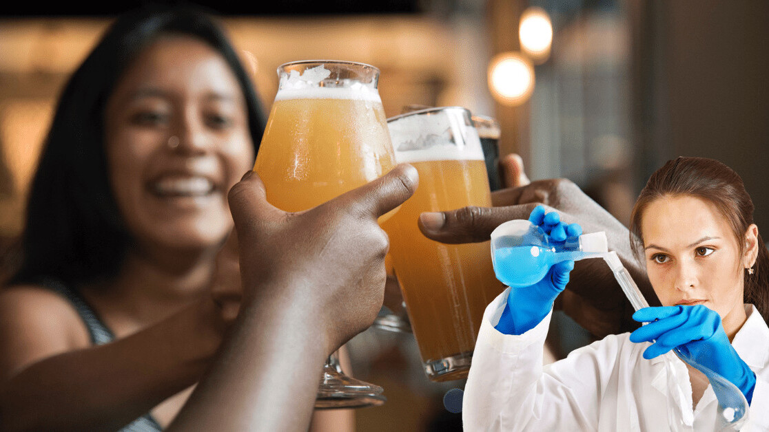 You're still you when you're drunk, science says