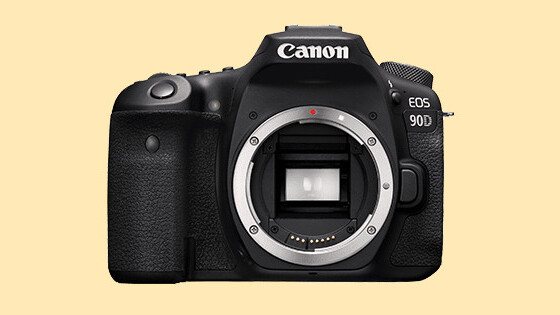 Canon unveils its 32-megapixel 90D DSLR and mirrorless M6 Mark II cameras