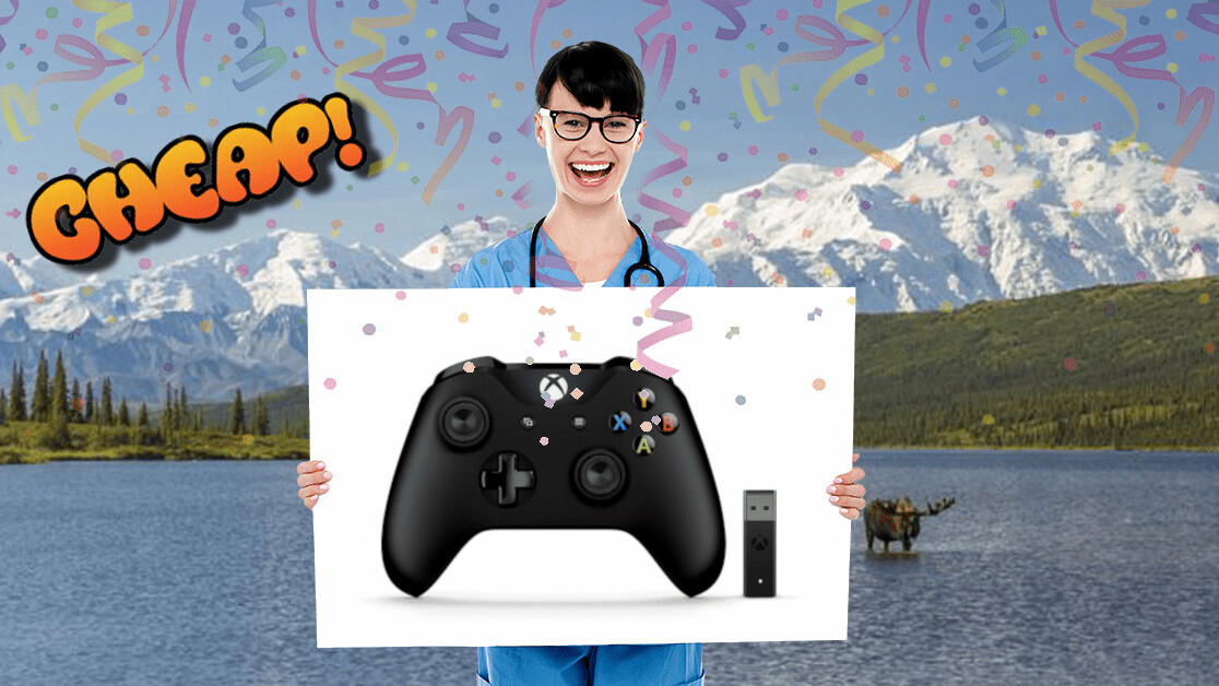 CHEAP: Pssst, hey kids. Get 30% off this Xbox One controller and PC adaptor on Amazon UK