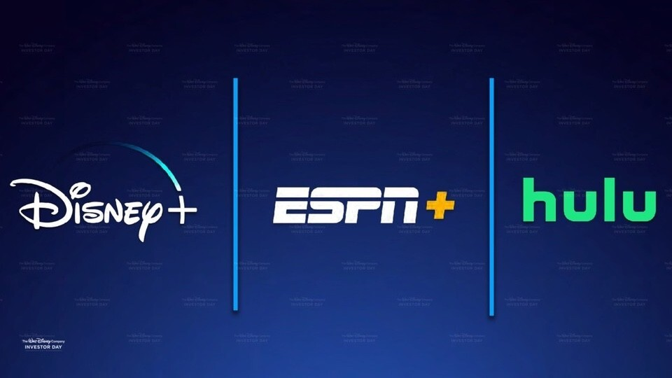 Disney will bundle ESPN+, Hulu, and Disney+ for $13/month to take on Netflix in November