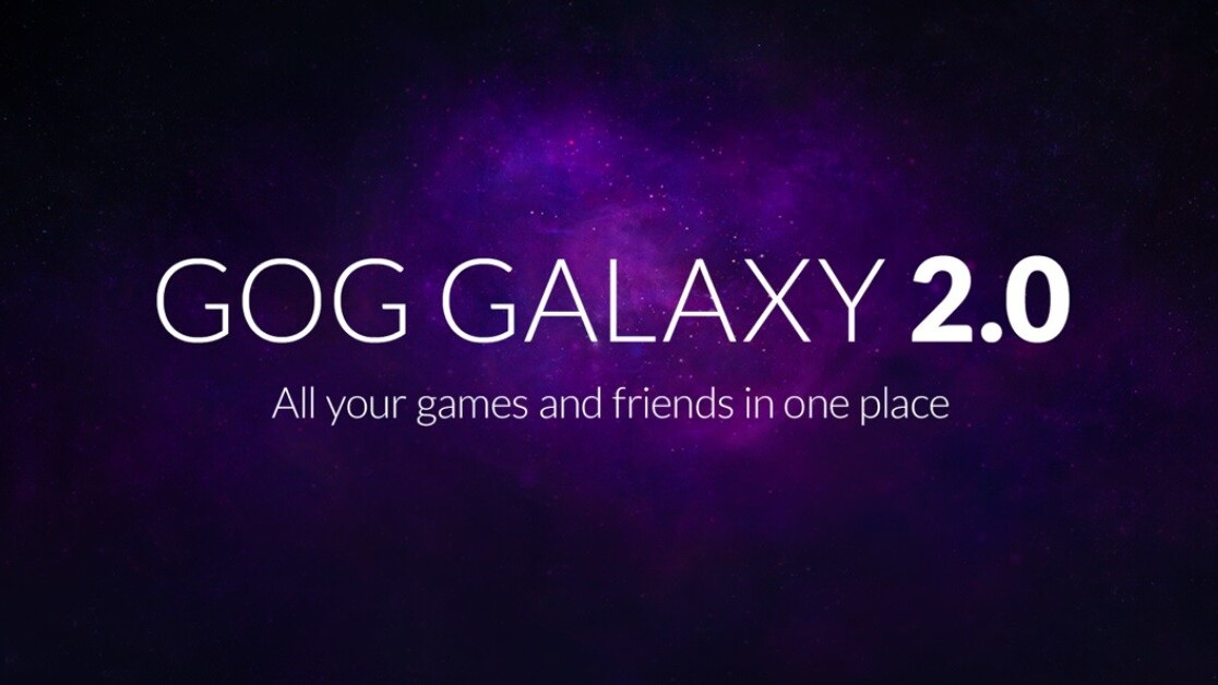 GOG Galaxy 2.0 beats all the other PC platforms by joining them (literally)
