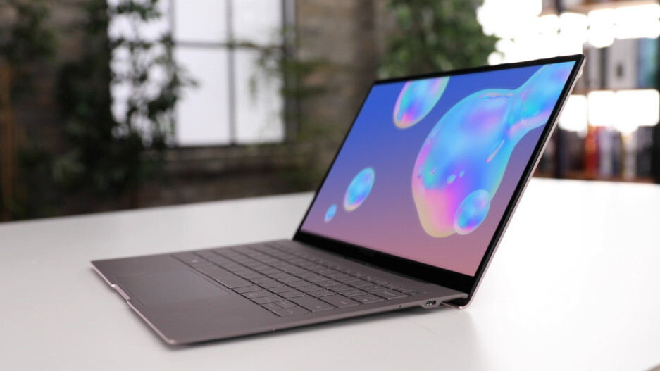 Samsung's ARM-powered Galaxy Book S laptop promises 23 hours of battery life