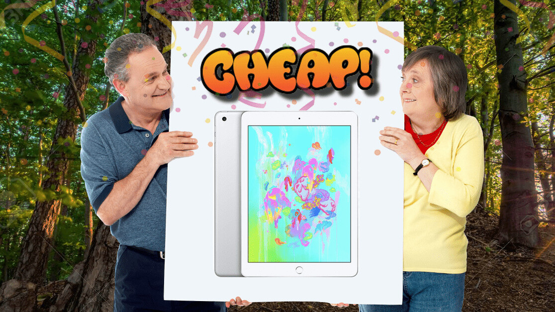CHEAP: A 9.7-inch iPad? For $249? You must be lying (I'm not!)