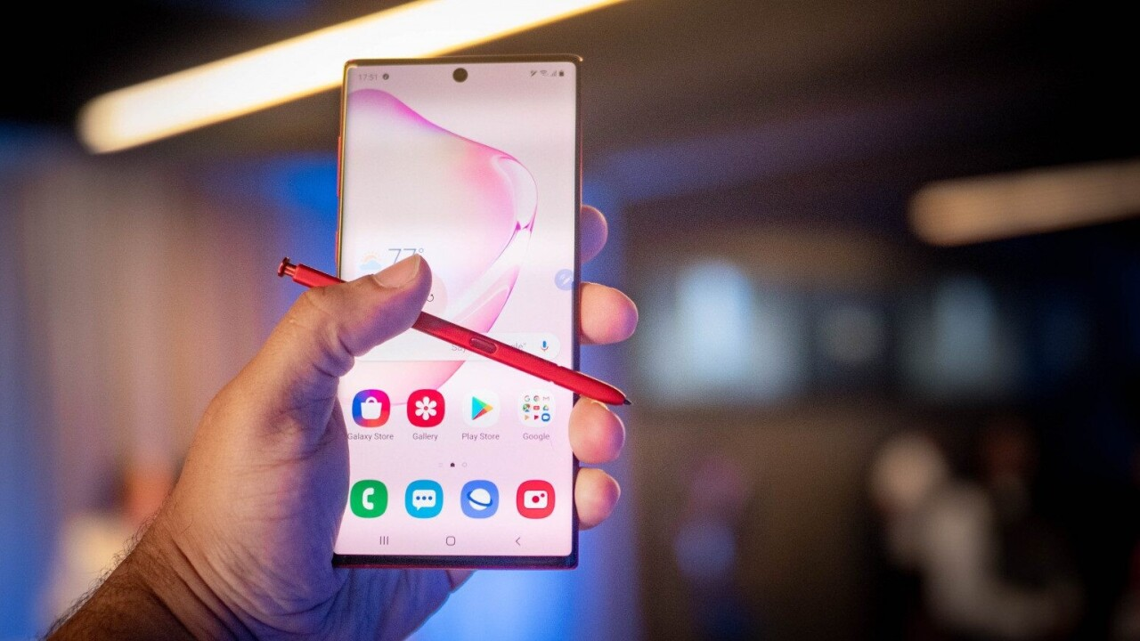 Hands-on: The Galaxy Note 10's new S Pen is a magic wand for your phone