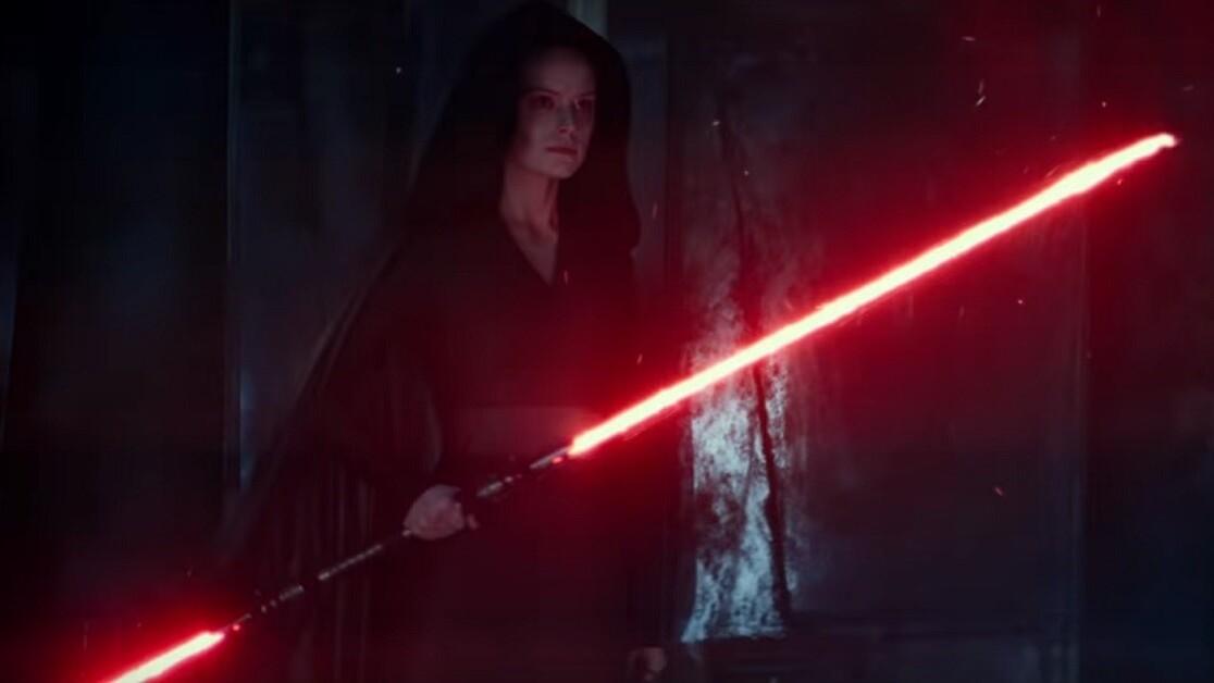 Star Wars: Rise of Skywalker's latest trailer foreshadows a dark fall