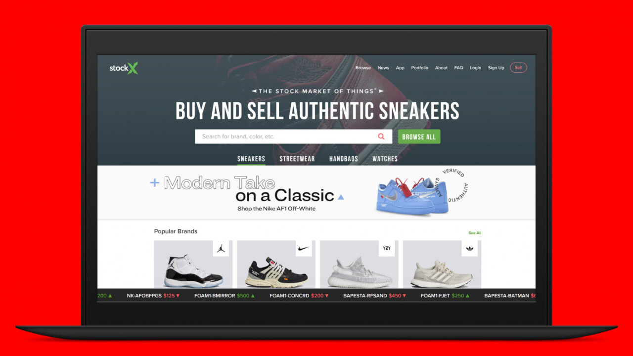 Online sneaker marketplace failed to come clean about 6.8M record data breach