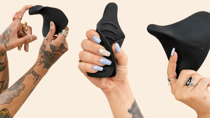 This sting ray-shaped vibrator is the non-gendered future of sex toys