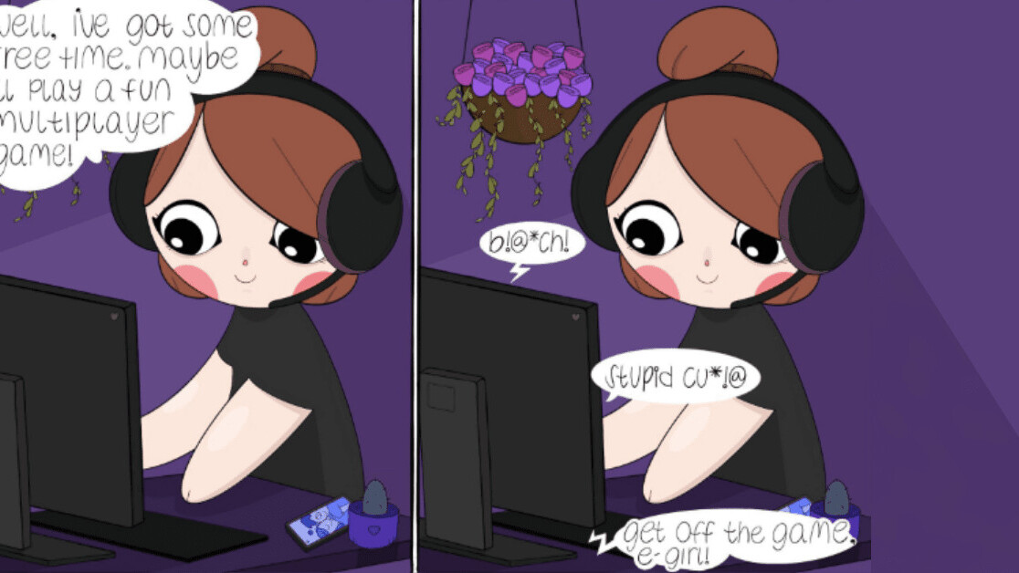 r/GirlGamers memes help women and non-binary gamers deal with harassment
