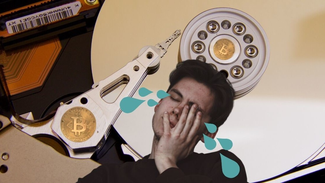Latest Faketoshi says he conveniently 'lost the hard drive' containing billions in Bitcoin