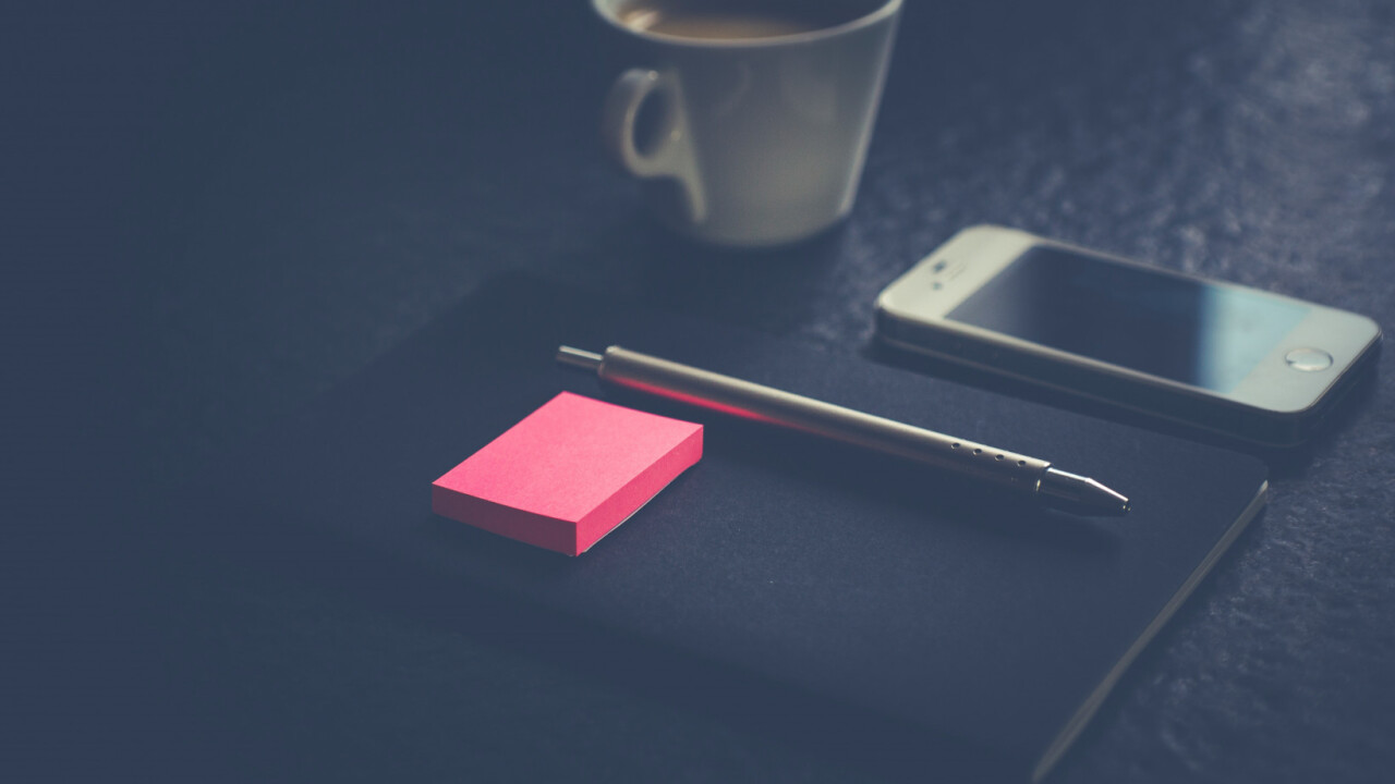 Step up your note-taking game with these easy to use apps