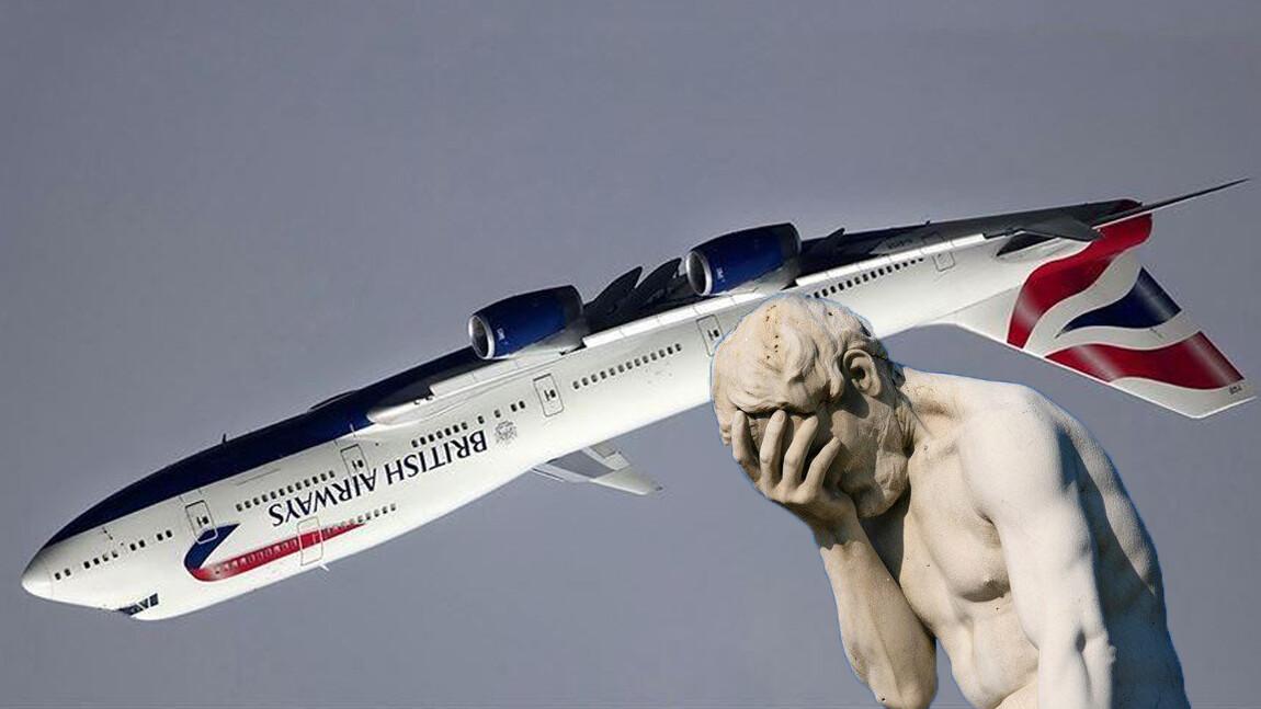 British Airways system failure causes delays and infinite queues… again