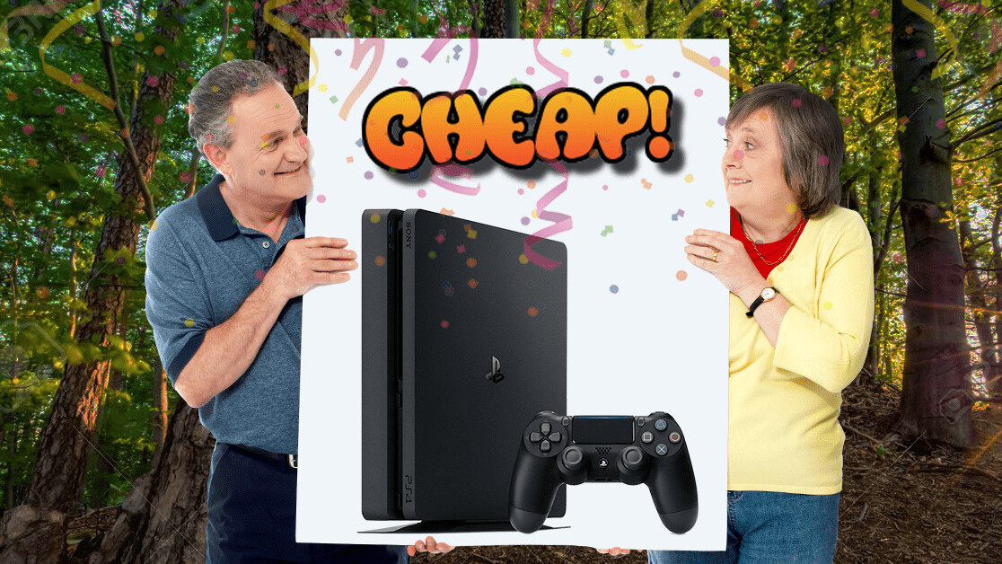CHEAP: Don't be lame, game! Buy a 1TB PlayStation 4 Slim console for only $240