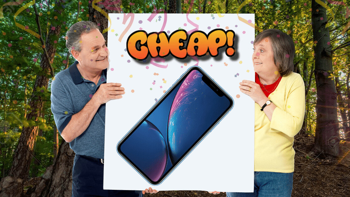 CHEAP: An unlocked 64GB iPhone XR for $700? Yes please, Mr. Tim Apple