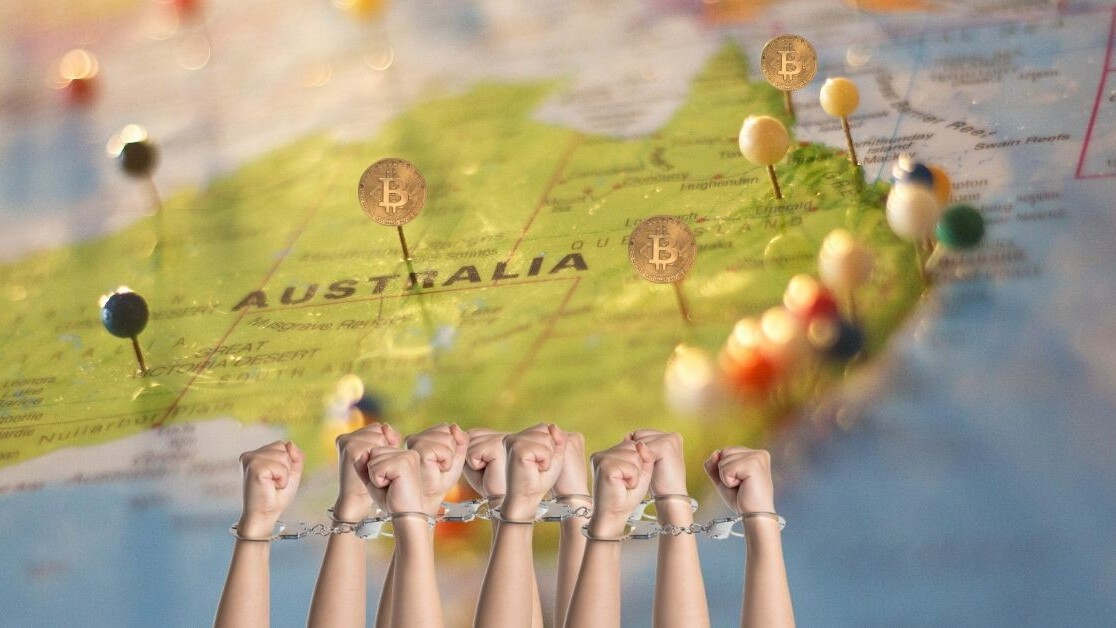 5 charged in connection with $2.7M Australian cryptocurrency scam