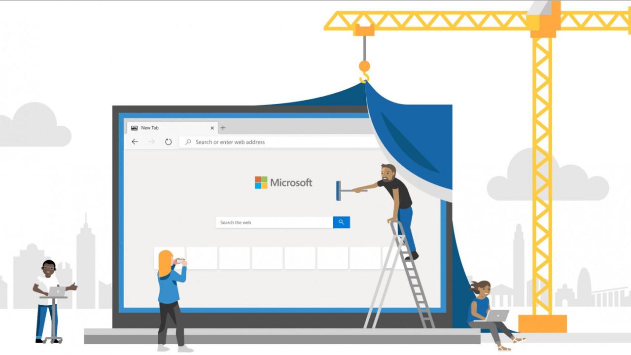 How to try Microsoft's Chromium-powered Edge Beta